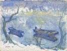 Magla na Kupi (zima), 2013.
