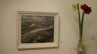 Postav izložbe u Galeriji Prica