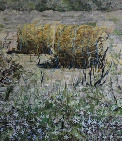Runolist, ulje na platnu, 150x130
