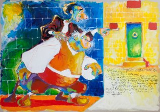 Dundo Maroje - Pomet usmjerava Bokčila kako bi ostvario svoje planove
