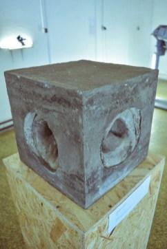 Skulptura za komunikaciju 4, foto: Bojan Koštić i Petra Travinić