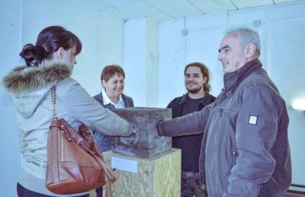 Skulptura za komunikaciju 4, foto: Bojan Koštić i Petra Travinić 4