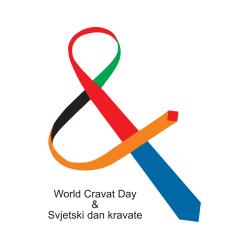 Boris Ljubičić - logo za Svjetski dan kravate