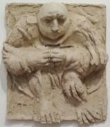 Prorok, 1976.; terakota