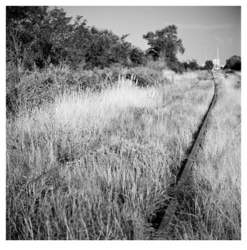 Railway From My Childhood (Vukovar, 2000.)
