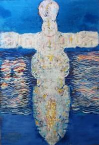 Mornar, ulje na platnu, 140 x 100cm, 1995.
