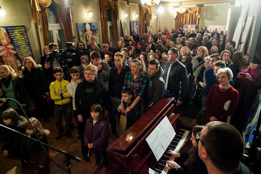 Otvorenje izložbe, foto: Iva Lulić