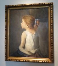 Djevojčica, 1890.