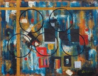 Kompozicija II, 1968.