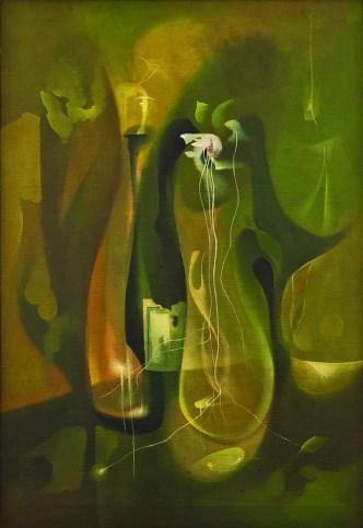 U zeleno, 1960.