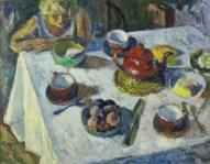 Crveni čajnik, 1951.