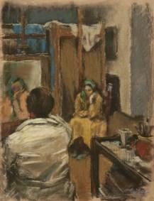 Umjetnik i njegov model, 1948.-49.