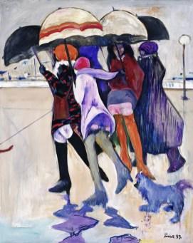 Opatijski kišobrani, 1993.
