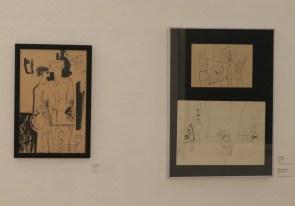Crteži u hodniku