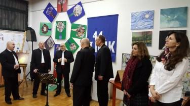 Otvorenje izložbe radova nastalih na 44. ZILIK-u