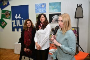 Otvorenje izložbe radova nastalih na 44. ZILIK-u, foto: Mladen Volarić