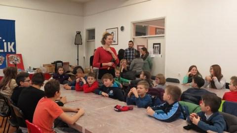 Natalia Borčić - Tvornica igračaka Djeda Božićnjaka