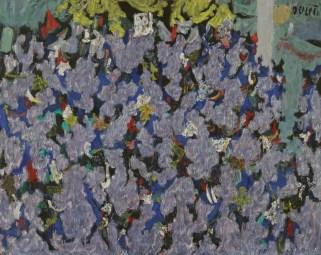 Ivo Dulčić - Ples, 1956., snimio: Goran Vranić@Moderna galerija, vlasništvo Moderne galerije