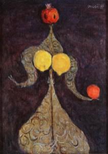 Mrtva priroda, 1953., vl. MSU, Umjetnički paviljon