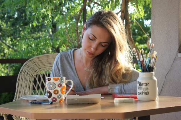Nikolina Knežević - kreativni proces