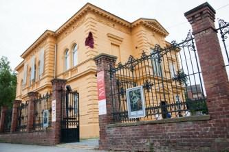Muzej likovnih umjetnosti u Osijeku, foto: Marin Franov, OLJK