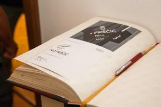 Knjiga dojmova, foto: Marin Franov, OLJK