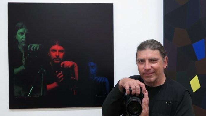 Jovica Drobnjak - AUTO3COLOURPORTRAIT, 2017., fotografija, 70x70cm