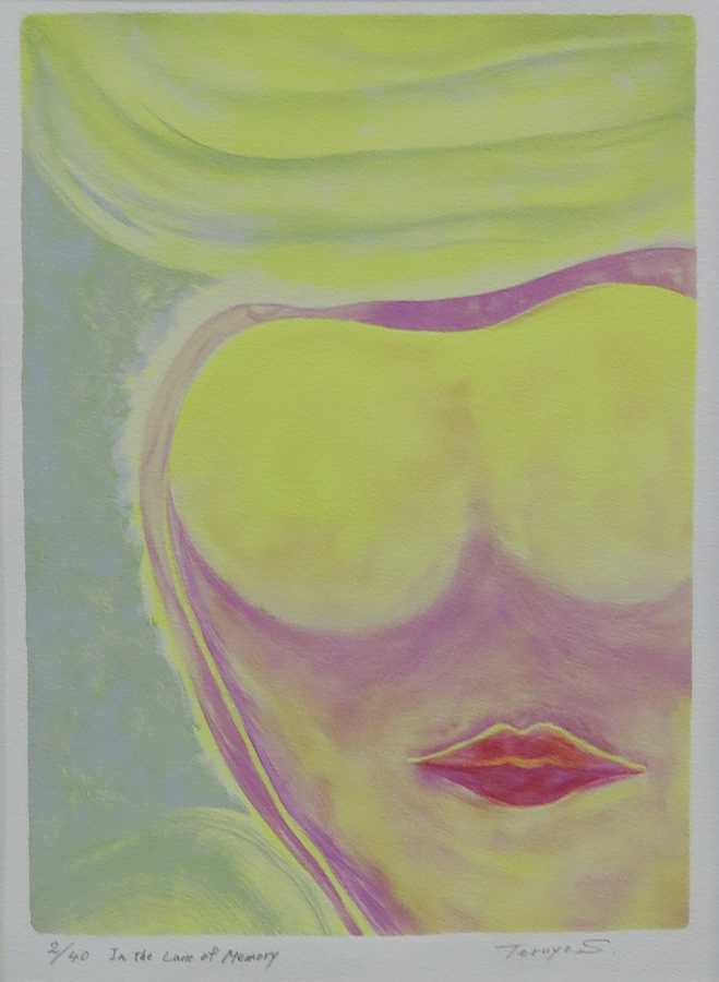 Teruyo Sato - Magija litografije
