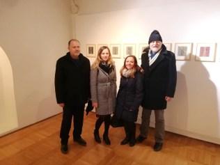 Nikolai Penkov, Ivana Stepan Kauzlarić, Mateja Rusak i Mihailo Lišanin