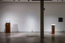 Postav izložbe - Galerija Kranjčar, foto: Juraj Vuglač