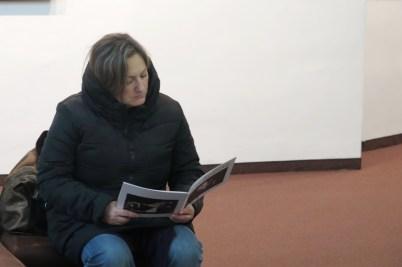 Otvorenje izložbe Ivo Šebalj - Slikarstvo traži vrijeme u Centru za kulturu Čakovec