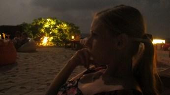 Movie Night on the Beach