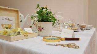 Engleska čajanka - otvorenje izložbe British Desserts