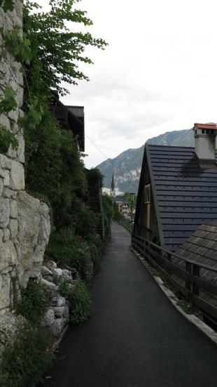 Gornja šetnica kroz Hallstatt