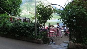 Restoran na glavnoj šetnici
