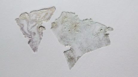 Sazviježđe - kombinirana tehnika, 107x77cm (detalj)