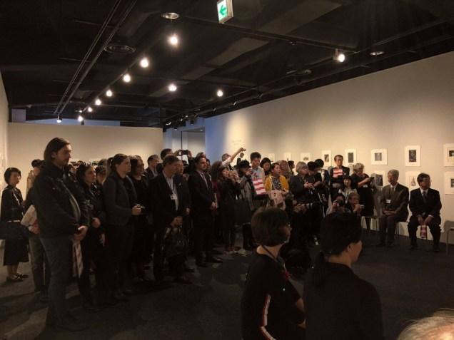 Tokyo International Mini-Print Triennial 2018.