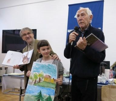 Promocija nove knjige za djecu Mladena Kušeca pod nazivom Tajne Medvednice