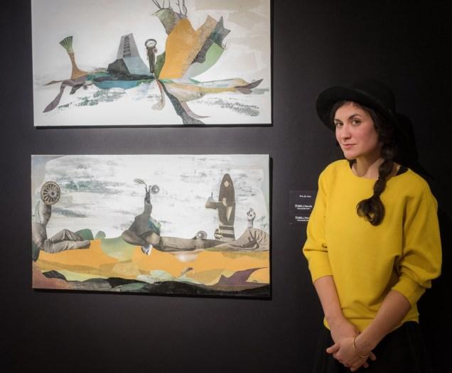 Salon des Beaux Arts 2018., foto: Branimir Ritonja