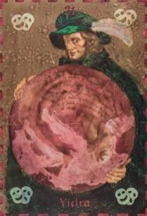 Siniša Reberski - Vidrin svijet, akvarel na papiru, 50x70 cm, 2019., foto: Josip Strmečki