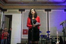 Svečano otvorenje ZILIK-a, ravnateljica Nataša Horvat, foto: Iva Lulić