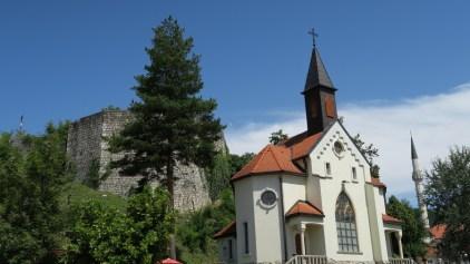 Crkva Blažene djevice Marije u Bosanskoj Krupi
