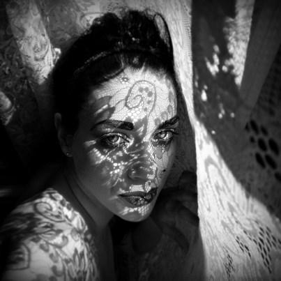 Marina Ćorić - Lace, fotografija, 30x30cm, 2010.
