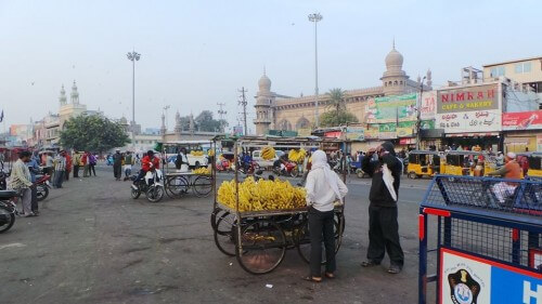 square in hyderabad