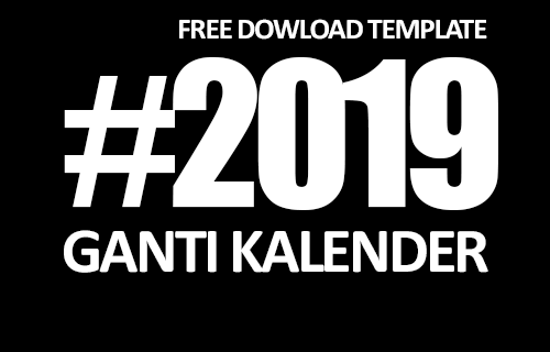 Free Download Template Kalender 2019 Hijriah Lengkap