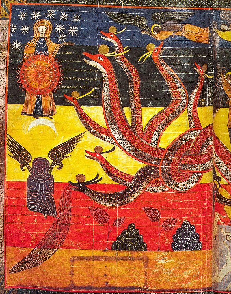 "MADRID / BNE announces exhibit on the Beatus ""Commentary on the Apocalypse"" corpus this autumn"