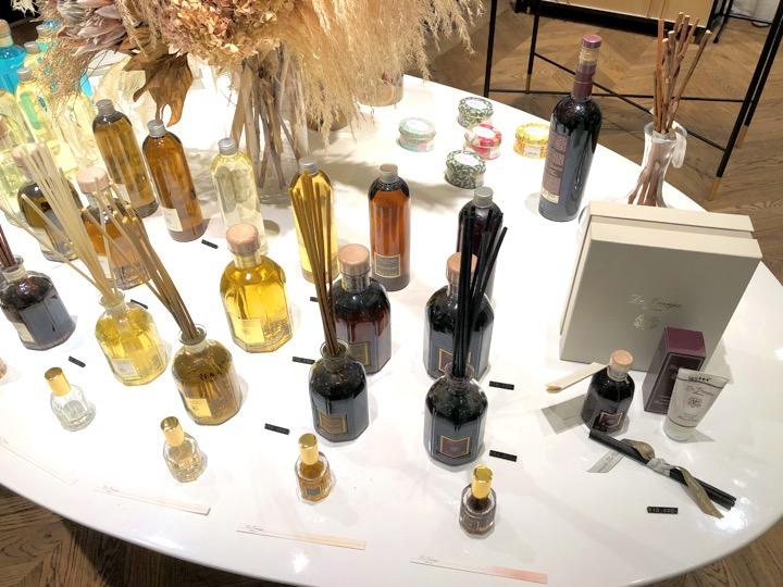 ワインの香りのフレグランス アロマデュフューザー