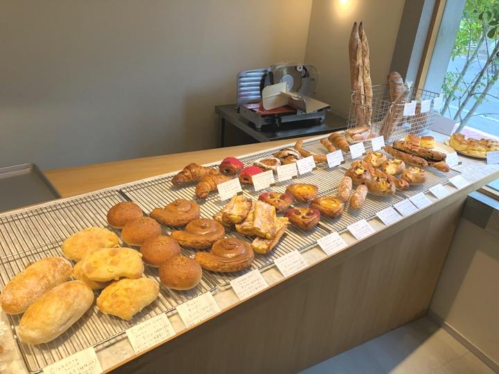 奈良のパン屋巡りpanc BAKERYへ