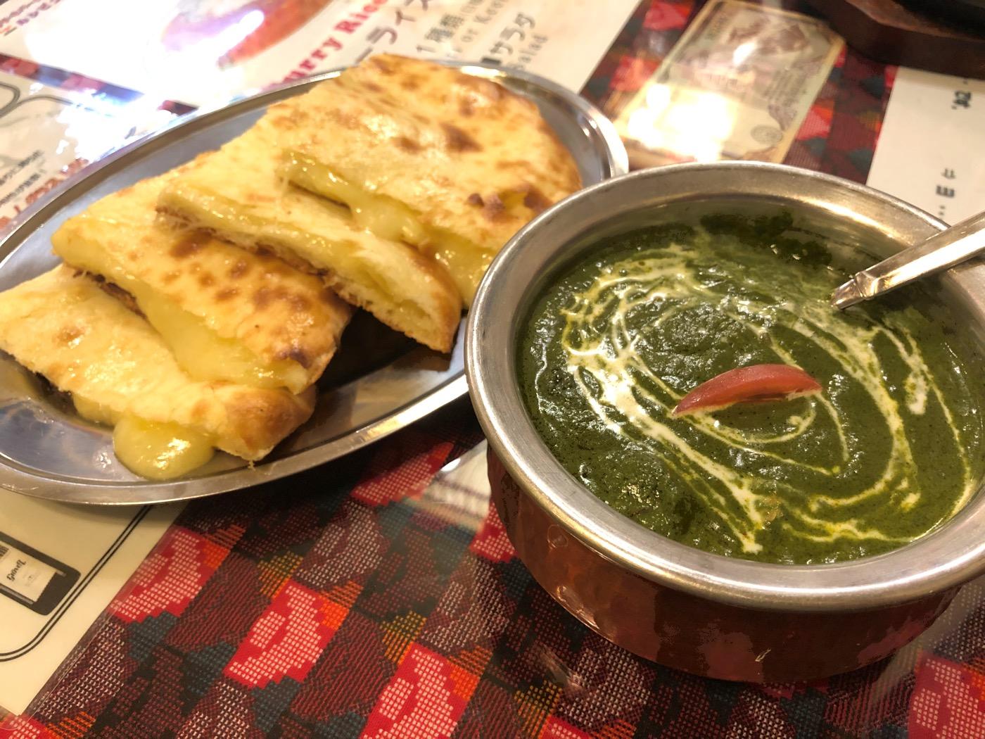 奈良で美味しいカレーとナンを食べるならルンビニへGO!