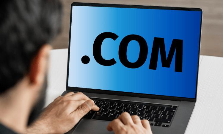 Caracteristicas del dominio COM